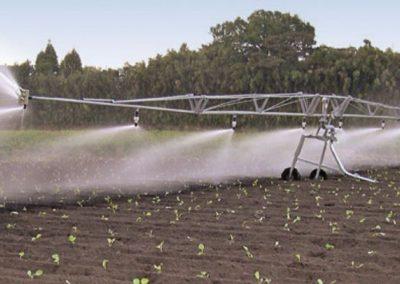 Beregening voor landbouw